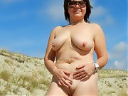 Nude fat grannies who love nudism and naturism